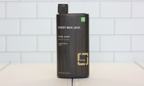 Body Wash, Sandalwood- Code#: PC0766