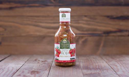 Organic Salsa Roja - Red Salsa- Code#: SA0035