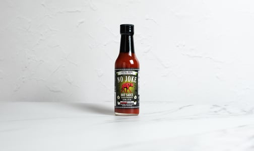 No Joke Hot Sauce- Code#: SA0113