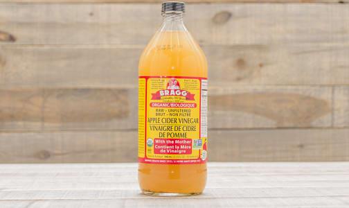 Organic Apple Cider Vinegar- Code#: SA0118