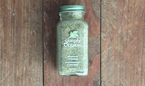 Organic All-Purpose Seasoning- Code#: SA0131