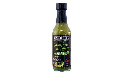 Fresh Jalapeño Hot Sauce- Code#: SA0133