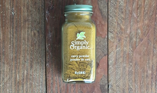 Organic Curry Powder- Code#: SA0139