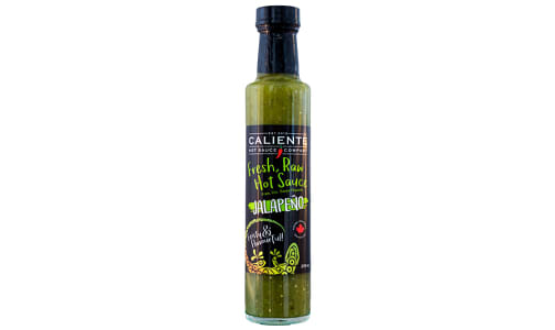 Fresh Jalapeño Hot Sauce- Code#: SA0143