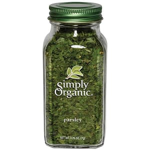 Organic Parsley Leaf- Code#: SA0145