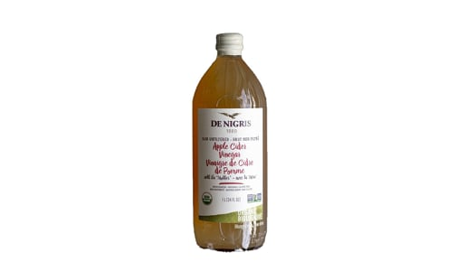 Organic Apple Cider Vinegar- Code#: SA0166