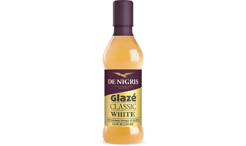 Classic White Glaze with Balsamic Vinegar of Moderna- Code#: SA0174