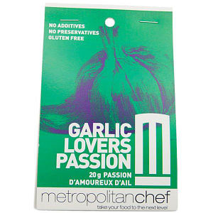 Garlic Lovers Passion- Code#: SA0208