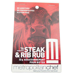 Steak & Rib Rub- Code#: SA0209