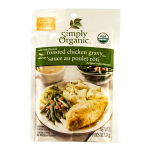 Organic Roasted Chicken Gravy Mix- Code#: SA020