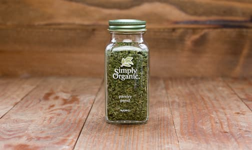 Organic Parsley Flakes- Code#: SA0231