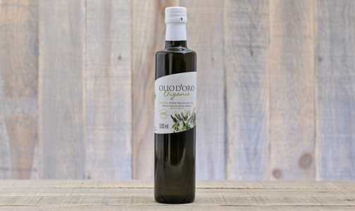 Organic Extra Virgin Olive Oil- Code#: SA0241