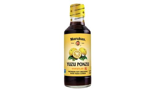 Premium Yuzu Ponzu- Code#: SA0276