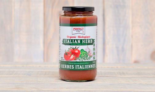 Organic Italian Herb Pasta Sauce- Code#: SA0322