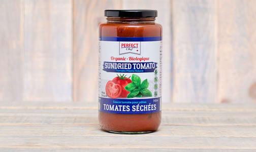 Organic Sundried Tomato Pasta Sauce- Code#: SA0324