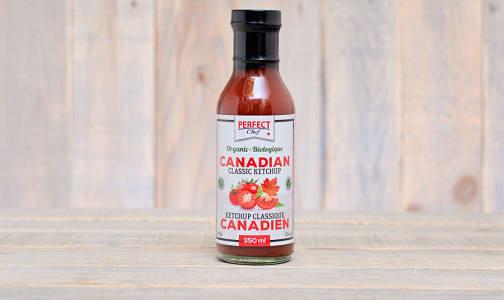 Organic Canadian Classic Ketchup- Code#: SA0331