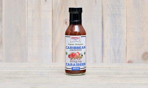 Organic Caribbean Jerk Ketchup- Code#: SA0333