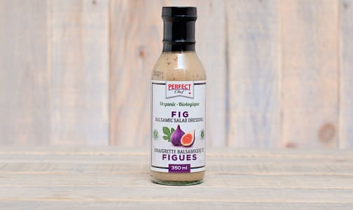 Organic Fig Balsamic Salad Dressing- Code#: SA0338
