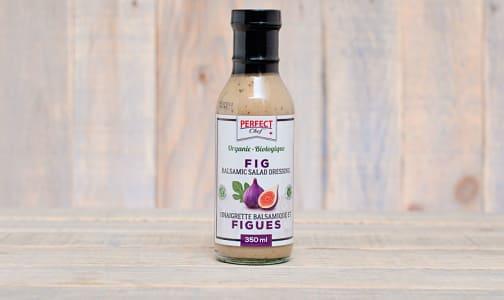 Organic Fig Balsamic Salad Dressing- Code#: SA0338