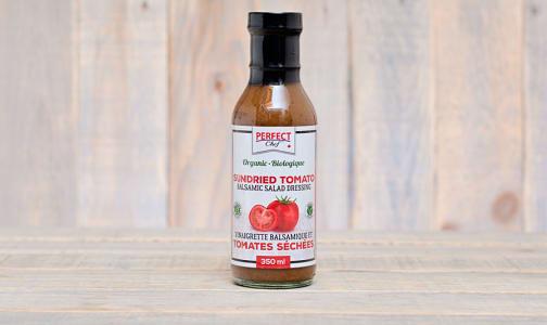 Organic Sundried Tomato Balsamic Salad Dressing- Code#: SA0341