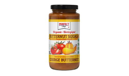 Organic Butternut Squash Pasta Sauce- Code#: SA0343