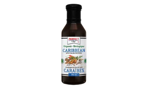 Organic Caribbean Spicy Salad Dressing- Code#: SA0347