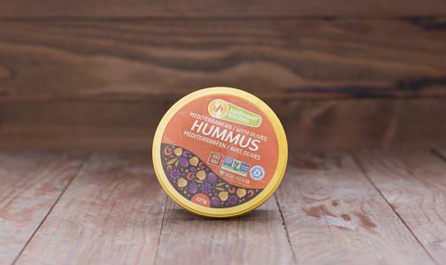 Mediterranean Hummus- Code#: SA035