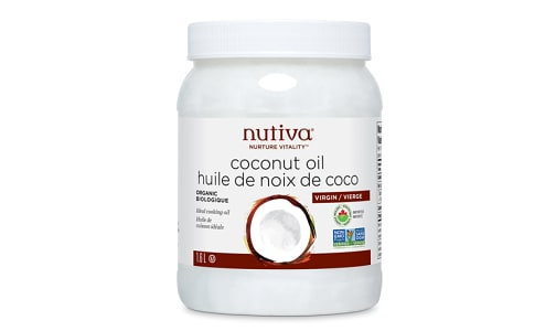 Organic Virgin Coconut Oil- Code#: SA0366