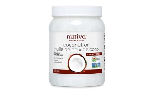 Organic Virgin Coconut Oil- Code#: SA0366