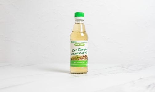 Natural Rice Vinegar- Code#: SA0396