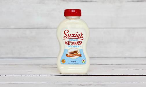 Organic Mayonnaise- Code#: SA0399