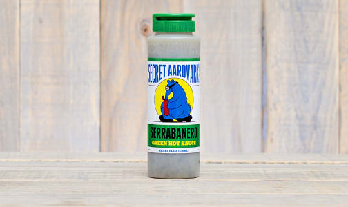 Serrabanero Hot Sauce- Code#: SA0413