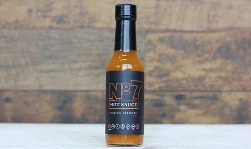 Original Habanero Hot Sauce- Code#: SA0454