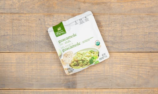 Organic Guacamole Mix- Code#: SA0464