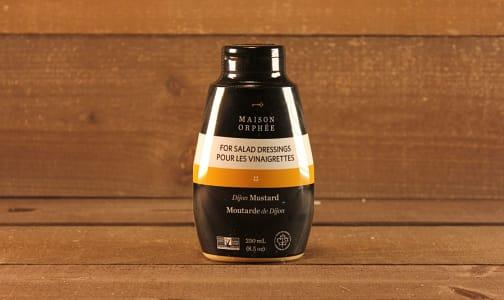 Dijon Squeeze Mustard- Code#: SA0474