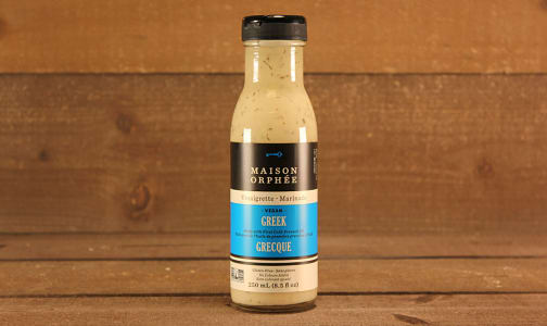 Greek Vinaigrette Marinade- Code#: SA0478