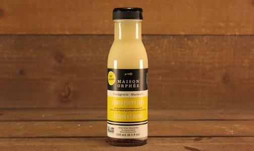 Lemon Poppy Seed Vinaigrette Marinade- Code#: SA0479