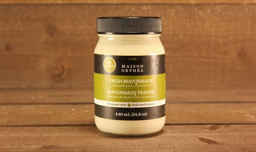Fresh Mayonnaise with Extra Virgin Olive Oil- Code#: SA0488