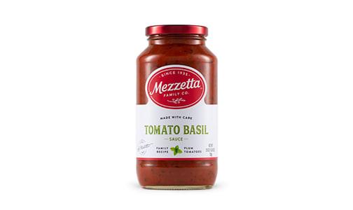 Napa Valley Tomato & Sweet Basil Pasta Sauce- Code#: SA0494