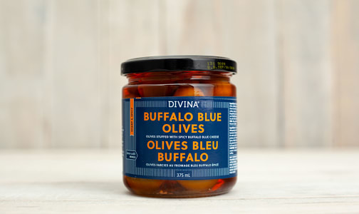 Buffalo Blue Bar Olives- Code#: SA0518