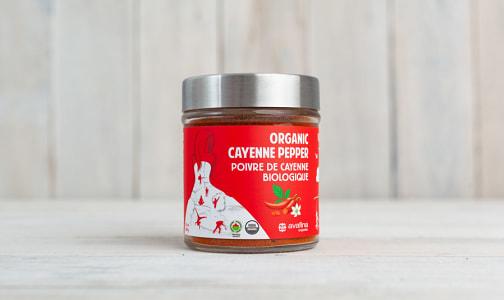 Organic Cayenne Pepper- Code#: SA0588
