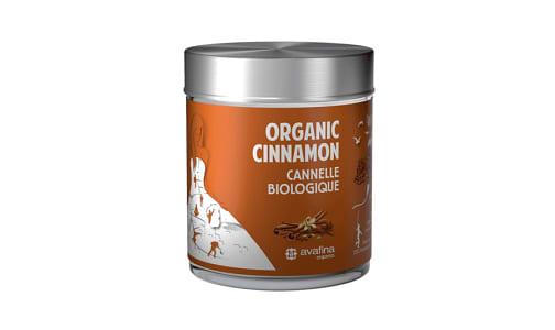 Organic Cinnamon- Code#: SA0589