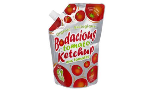 Organic Bodacious Tomato Ketchup- Code#: SA0592
