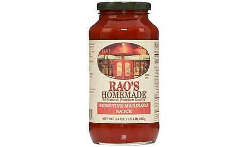 Sensitive Marinara Sauce- Code#: SA0601