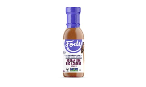 Korean BBQ Sauce and Marinade - Low FODMAP!- Code#: SA0604