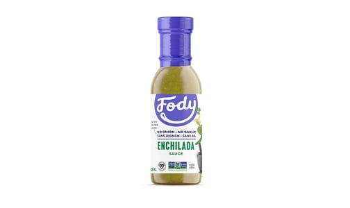 Green Enchilada Sauce - Low FODMAP!- Code#: SA0607