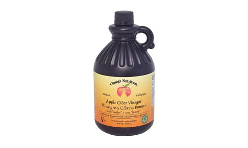 Organic Apple Cider Vinegar- Code#: SA0617