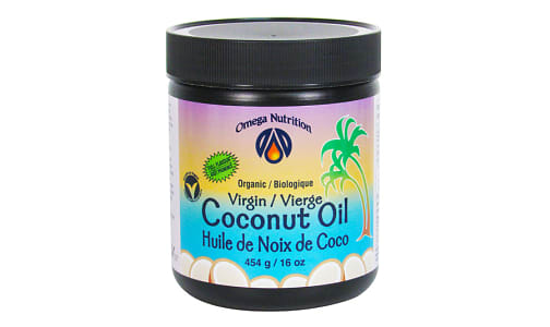 Organic Virgin Coconut Oil- Code#: SA0619