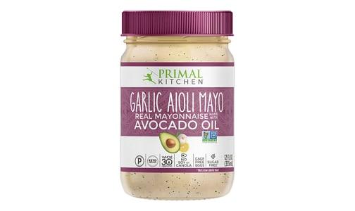 Garlic Aioli Mayo- Code#: SA0629