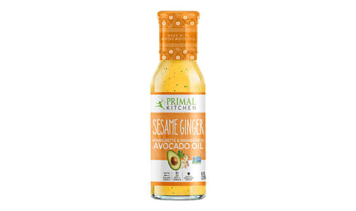 Sesame Ginger Vinaigrette & Marinade- Code#: SA0638